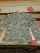 ACU Combat camouflage Coat, Aircrew sz  LARGE SHORT, Height 63-67 CHEST 41-45