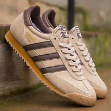 Adidas originals dragon vintage retro cargo khaki brown trainers Eu48 2/3 uk 13