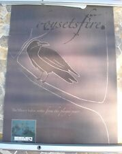BOYSETSFIRE Misery Index 2006 promo poster 23 x 16 original