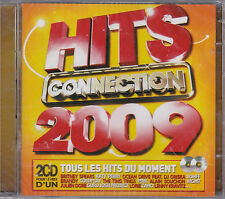 2CD HITS 2009 40T MADCON/SPEARS/KATY PERRY/DORE/ZAHO/PINK/ST-PIER/COLDPLAY/CLERC