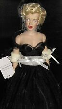 Franklin Mint Marilyn Monroe Portrait Doll, Awards Night, NRFB