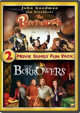 NEW The Borrowers 2-Movie Family Fun Pack (DVD)