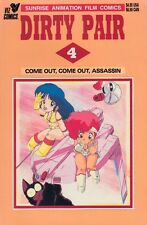 The Dirty Pair 4 : Come Out, Come Out, Assassin (Comic, 1994)