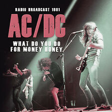AC/DC New Sealed 2016 UNRELEASED LIVE 1981 CONCERT CD