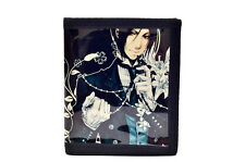 Black Butler PU Leather Wallet / Sebastian Michaelis (BLB-B1A)