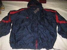 Mens Vintage Tommy Hilfiger Athletics Jacket Men's Size XXL hood