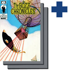 •.•  BOZZ CHRONICLES • Issues 5,6 • «2 Comic Set»