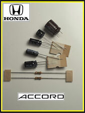 1990-91-92-93 Honda Accord Transmission Control Unit TCU Repair Kit Capacitors