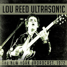 LOU REED New Sealed 2017 UNRELEASED 1972 LIVE TRANSFORMER TOUR CONCERT CD
