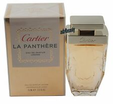La Panthere Legere By Cartier 2.5oz. Edp Legere Spray For Women New In Box