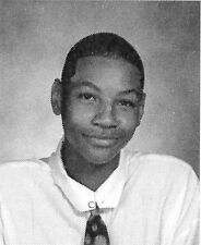 CARMELO ANTHONY High School Yearbook