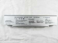 New 11.1V Laptop Battery for Sony VAIO CR VGN-CR353 VGN-CR10 VGN-CR20 VGP-BPS9/S