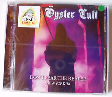 BLUE OYSTER CULT :Don't Fear The Reaper New-York '81 (2xCD neuf)