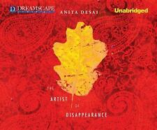The Artist of Disappearance by Anita Desai (2011, MP3 CD, Unabridged)