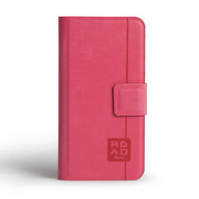 Golla G1597 ROAD Slim Folder Tasche Hülle Etui Apple iPhone 5 5S SE | Pink #233