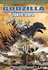 Godzilla:tokyo Sos - DVD Region 1