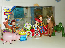 Toy Story 3 Andy's Toys 7 Figure Set Argos Exclusive
