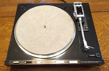 Sony PS-X500 Biotracer manual turntable