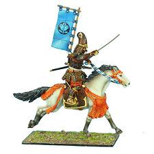 First Legion: SAM022 Mounted Samurai Charging with Katana and Sashimono Takeda