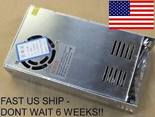 12V-30A - DC Power Supply - 12V30A 360W - 120/240AC BEST QUALITY *Fast US Ship*