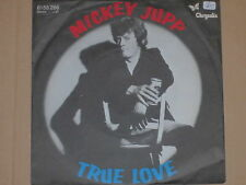 "MICKEY JUPP -True Love- 7"" 45"