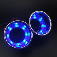 Hot Selling LED Blue Stainless Steel Cup Drink Holder Marine Boat Car Truck Well