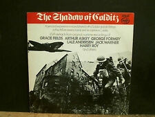 SHADOW OF COLDITZ  Various LP   Wold War II     Lovely copy !