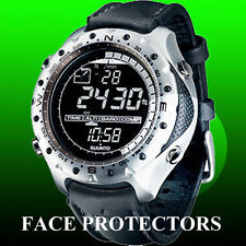 suunto x lander watch face glass protectors x 6
