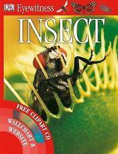 Insect (Eyewitness), Dorling Kindersley