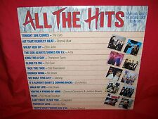 ALL THE HITS Various LP 1986 AUSTRALIA MINT- The Cure Dire Straits Elton John