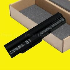 New Laptop Battery for MSI Wind U90 U90X U100 U100X U210 BTY-S11 BTY-S12 PROLINE
