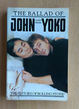 The Ballad of John and Yoko - 1st Edition PB ISBN 0718122089