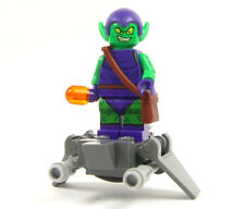 Lego Custom - - GREEN GOBLIN - - - Spiderman Spider Man DC Marvel Superheroes
