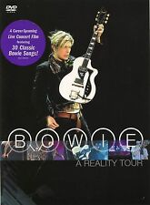David Bowie : A reality tour (DVD)