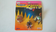 FIGURINES MICRO MACHINES ZBOTS - GRIPPER ROBAR ARMATRON - GALOOB 1992 - NEUF