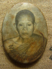 Locket Picture  L P Koon, Wat Banrai year 2537  Buddha for good luck ,protect