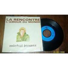 MICHEL JONASZ - La Rencontre French PS 7' Pop 1972