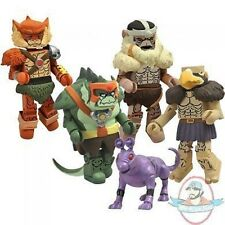 NYCC 2012 Exclusive Thundercats Classic Minimates Series 2 Box Set
