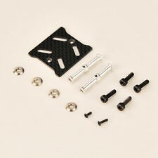 Thunder Tiger RC Helicopter Titan X50E Parts Carbon Gyro Tray PV1429