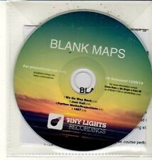 (DC869) Blank Maps, We Go Way Back (Debut EP) - 2012 DJ CD