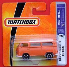 MATCHBOX 2007  VOLKSWAGEN T2 BUS  .. M7424