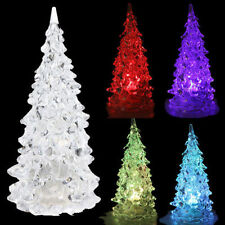 Christmas Decorations LED light Christmas tree Battery Operated Colour Changing