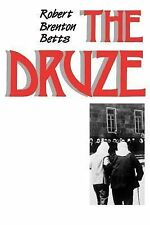 The Druze by Robert Brenton Betts (1990, Paperback, Reprint)