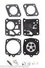 REBUILD kit carburetor tillotson hs HS 4D, HS 5C, HS 59A/B, HS 121A, HS 123A