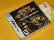 POKEMON MYSTERY DUNGEON ESPLORATORI DELL'OSCURITA' Nintendo DS NUOVO uff. ITALIA