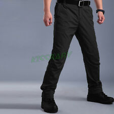 Men's Tactical Military Combat Trousers Hiking Hunting Cargo Quick-drying pants