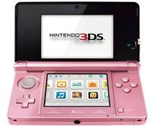 CONSOLE NINTENDO 3DS ROSE NEUVE -  ENVOI RAPIDE DE FRANCE