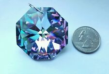 RARE 40mm SWAROVSKI Vitrail Light Crystal Prism Octagon Ornament Suncatcher 1.5""