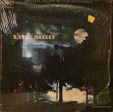 """OST - SOUNDTRACK - SILVER BULLET - JAY CHATTAWAY  12""""  LP (N3)"""