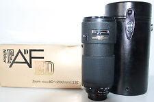 Nikon Zoom-Nikkor 80-200 mm f/2.8 AF D ED Obiettivo con 1 anno di garanzia